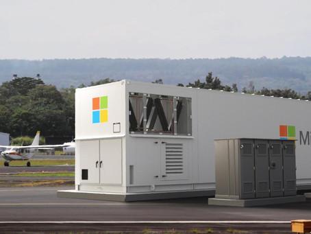 La unión que lleva a los clientes a la nube en el espacio ¡Entérate de la decisión de Microsoft!