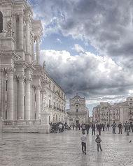 Syracuse Duomo Square