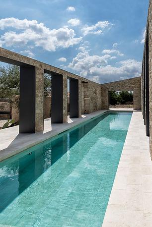 La Chiusa Sicily piscina 2 Lavegas Noto