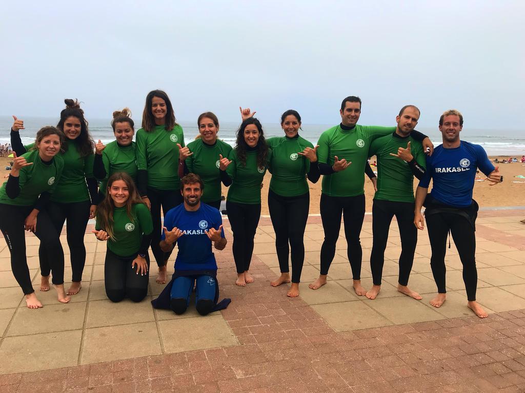 barrika surf camp Madridxtreme