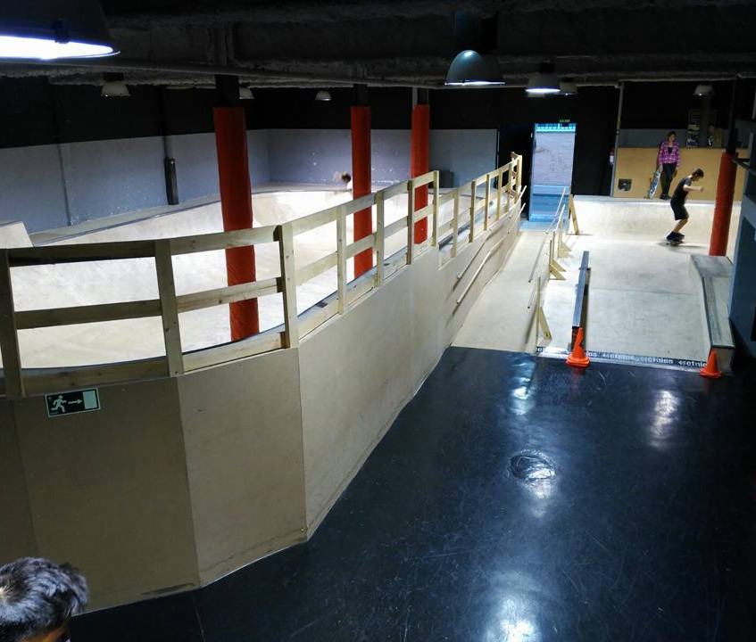 50 project madridxtreme indoor skatepark madrid