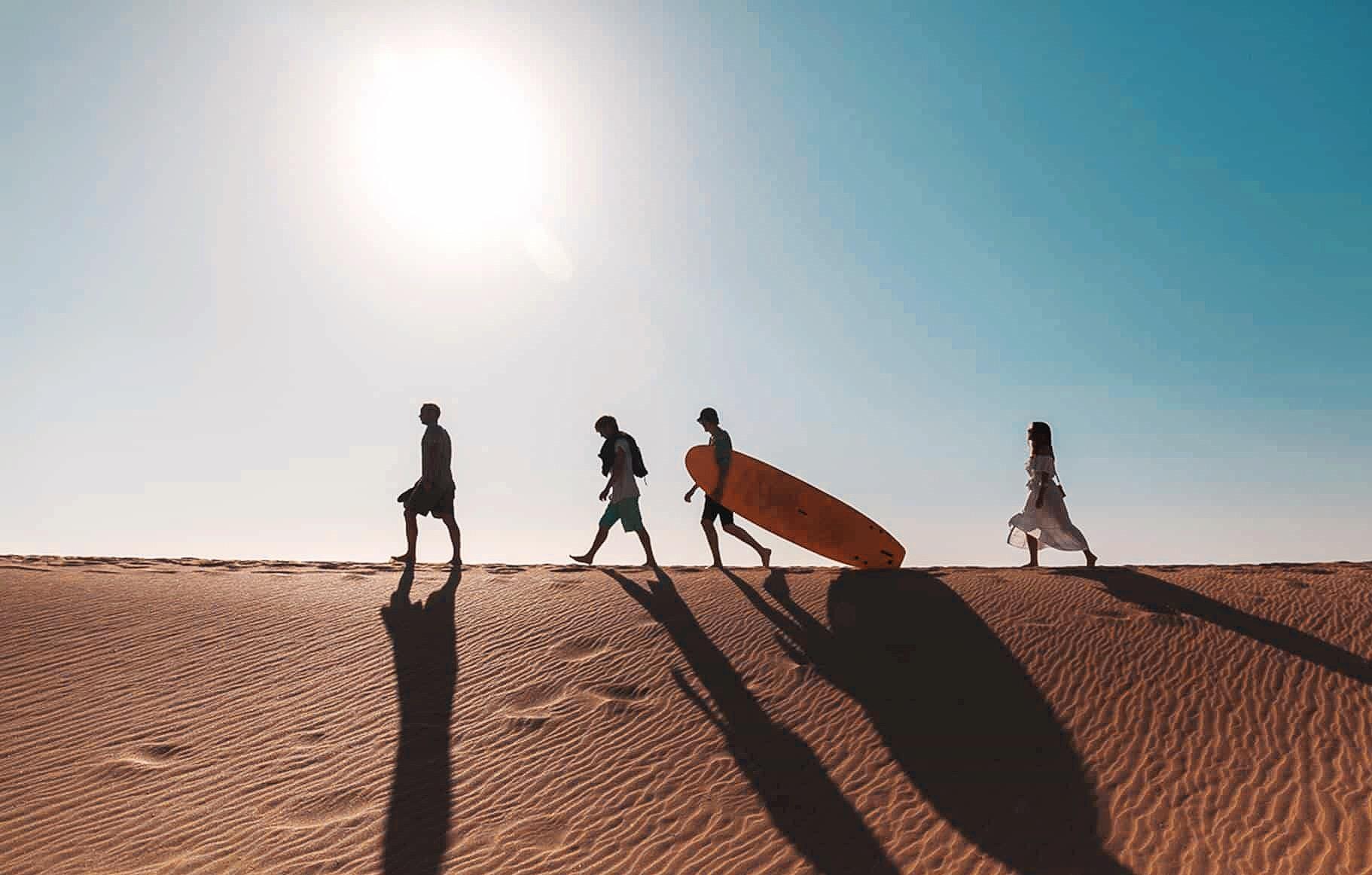 Marruecos Surftrip