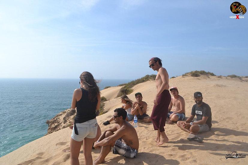 Surf & Turf Desert! 7 NOCHES