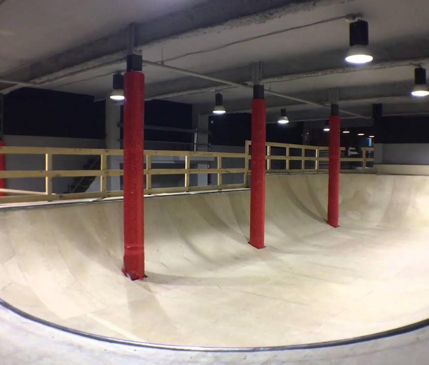 50 proyect madridxtreme indoor skatepark madrid