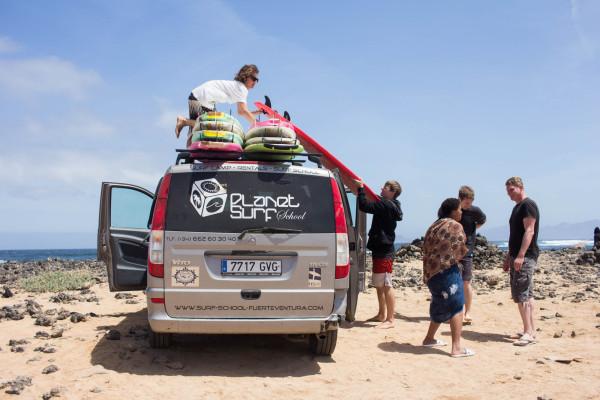 Planet surfcamp Fuerteventura