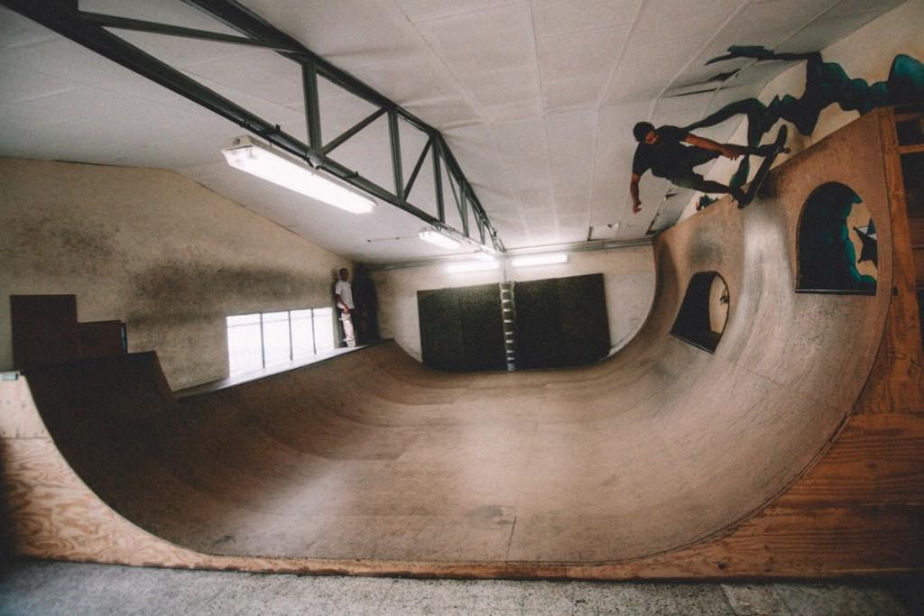 hurricane madridxtreme indoor skatepark madrid