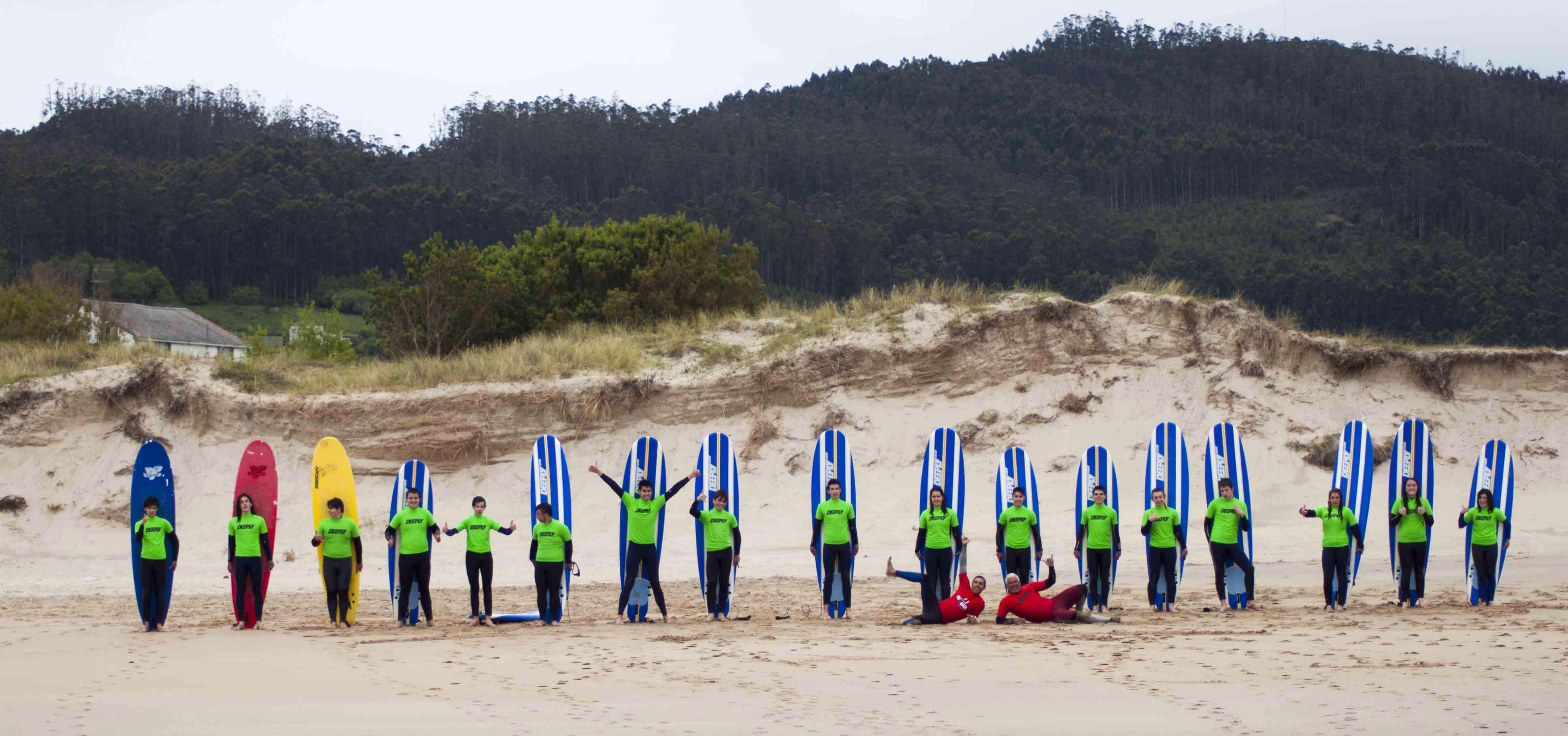 alawa surfcamp Madridxtreme