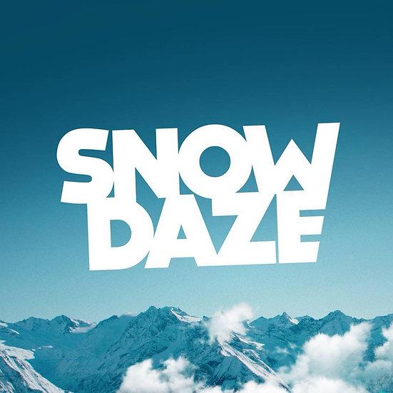SNOWDAZE FESTIVAL GOLD HOSTAL DEL 22 AL 24DE MARZO