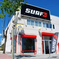 SURF3 tiendas de snowboard madrid