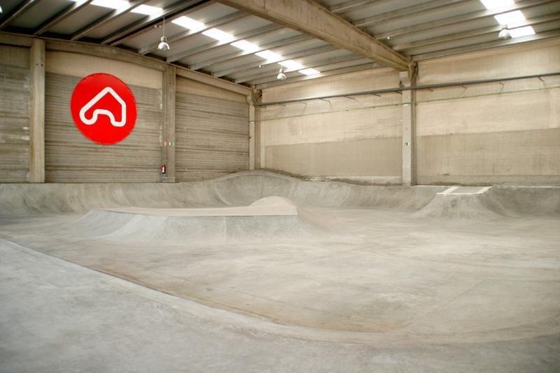 lanave madridxtreme indoor skatepark madrid