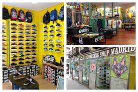 tiendas de skate en madrid - madridxtreme