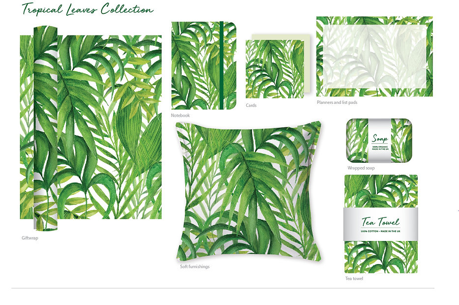 Tropical leaves collection.jpg