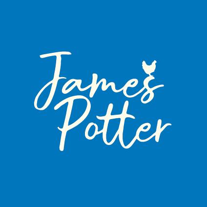 James Potter Branding
