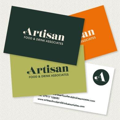 Artisan Food & Drink Branding