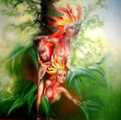 Les douceurs d'un arbre fleuri