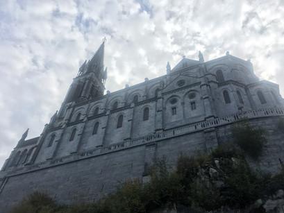 Cathédrale du sanctuaire de Lourdes