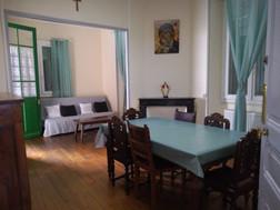 Salle à manger et salon béthanie