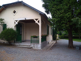Extérieur de la maison
