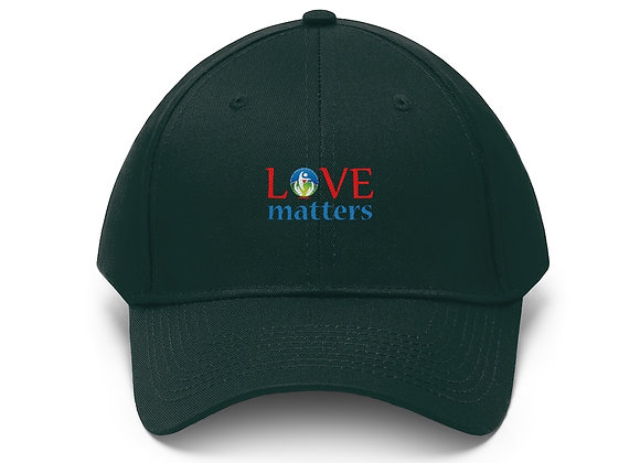 Donned with Love Because Love Matters