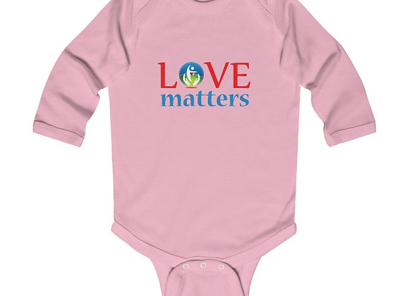 Infant Love Matters Bodysuit