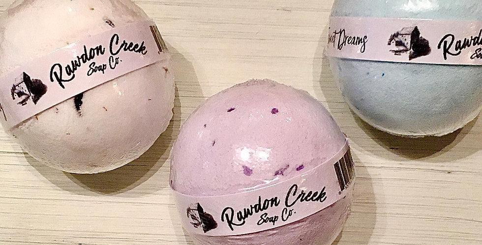 Rawdon Creek Bath Bombs