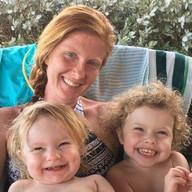 Jessica & her kids