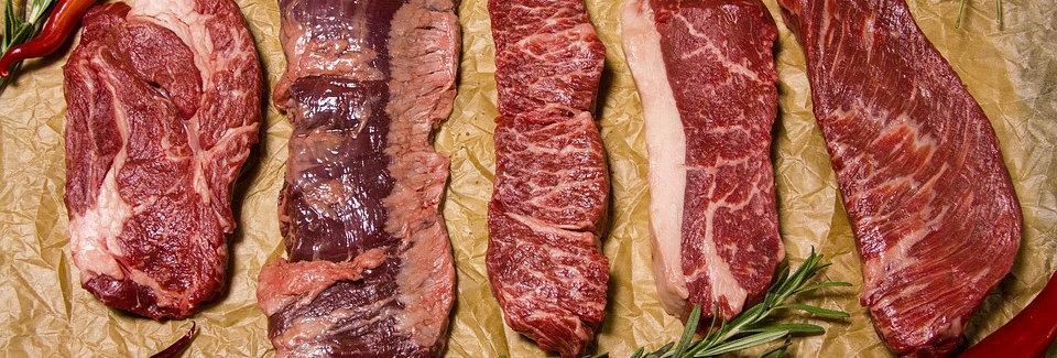 Russett Farms Beef Steaks