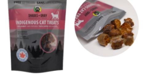 Shades of Gray Indigenous Cat Treats