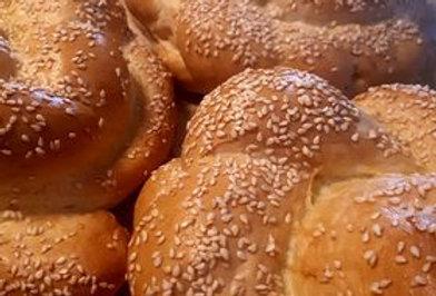 Vanilla Valley Bakery Brioche Loaf