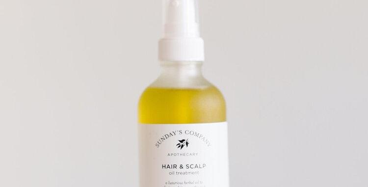 Sunday's Company Hair and Scalp Oil