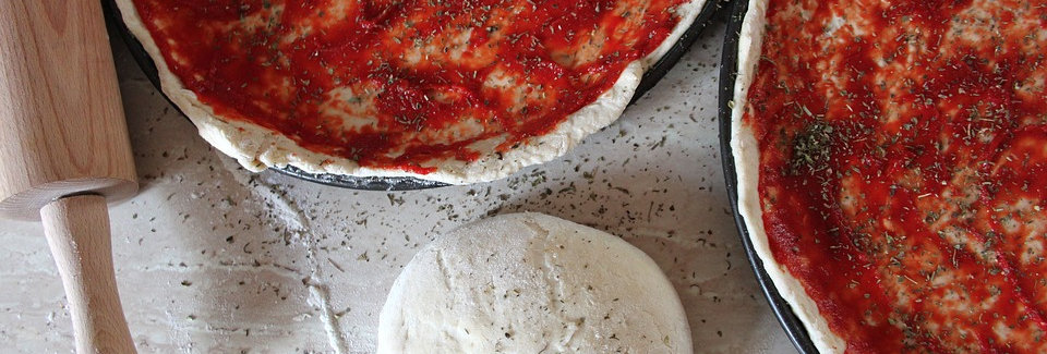 Pizza by the Bakery DIY Pizza Kit