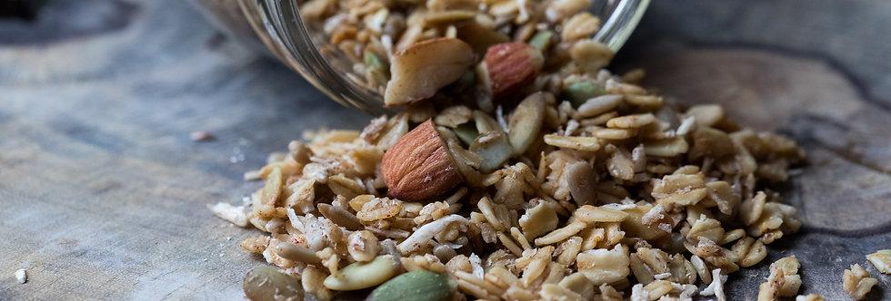 Sans Kitchen GLUTEN=FREE Granola