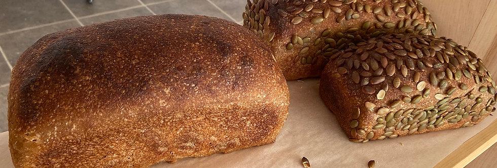 Wildflower Bakery Whole Wheat Bread