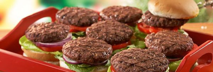 Healey Falls Bison Burgers (4-pack)