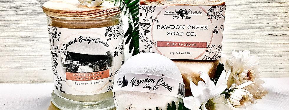 Rawdon Creek Soap Care Package