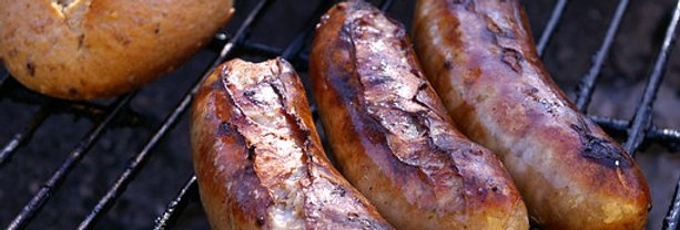 Russett Farms Beef Sausages (4)