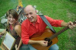 Karen Stille and Andrew Queen