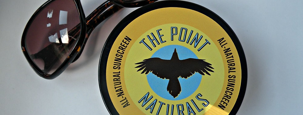 The Point Naturals Sunscreen