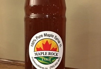 Maple Rock Farm Syrup 1 Litre