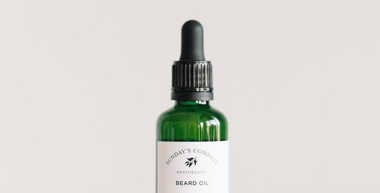 Sunday's Company Beard Oil