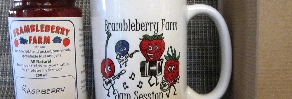 Brambleberry Farm Holiday Jam Package