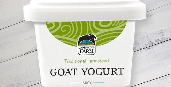 Crosswind Farm Goat Yogurt