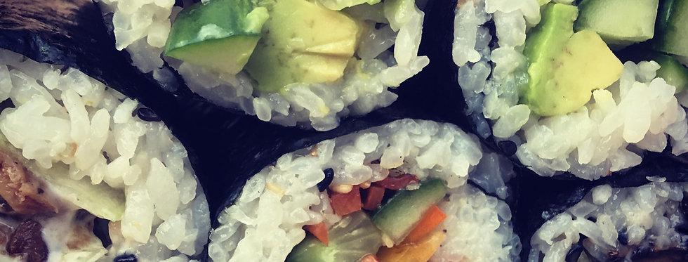 Melly Rolls Sushi