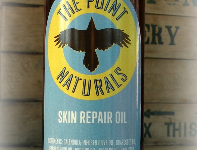 The Point Naturals Skin Repair Oil
