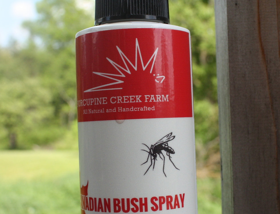 Porcupine Creek Canadian Bush Spray