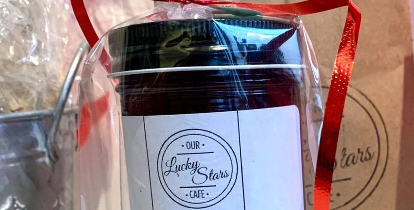Our Lucky Stars Pantry Spiced Cranberry Sauce