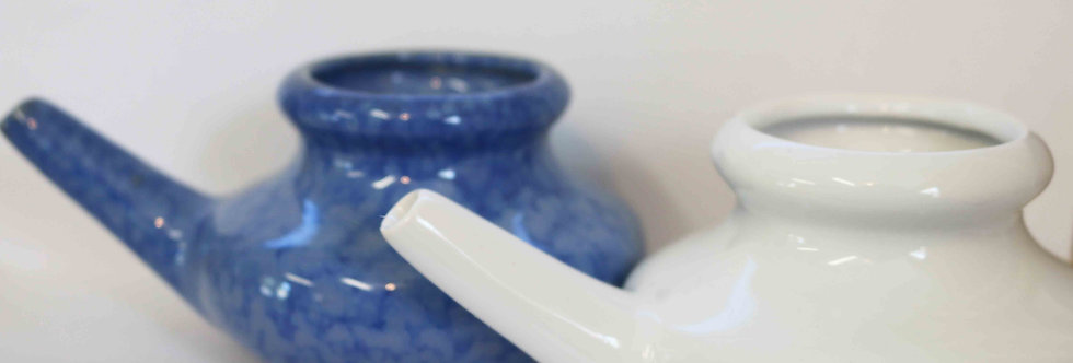 Zero Waste Ceramic Neti Pot