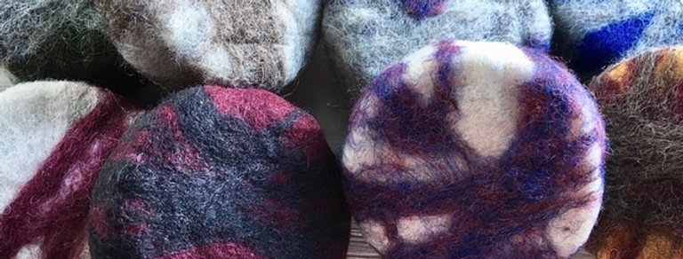 Rawdon Creek Felted Soap