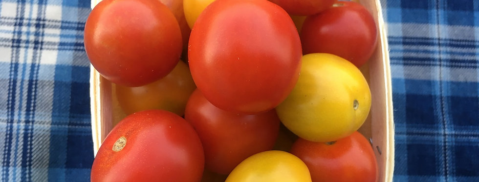 Knuckle Down Farm Cherry Tomatoes