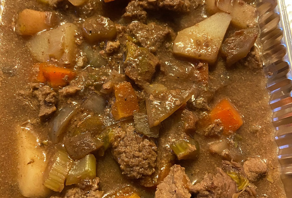 Healey Falls Bison Stew